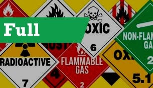 Dangerous goods endorsement course