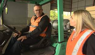 Forklift operator's certificate course