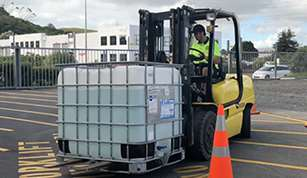 Forklift F endorsement course