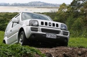 Suzuki-Jimny-JX-2007