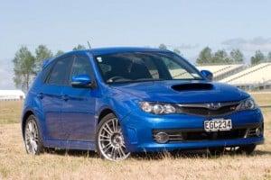 Subaru Impreza WRX STI Spec R v10 fq