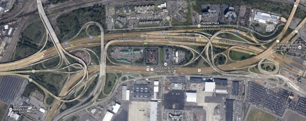 newark-airport-interchange-new-jersey