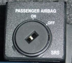 airbag-deactivation-switch