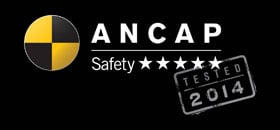 ancap crash test rating 2014
