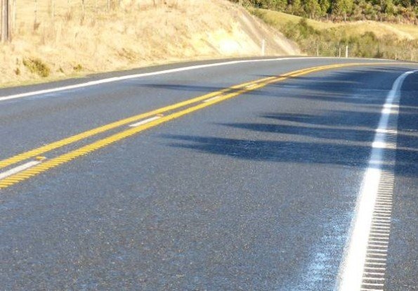 audio tactile pavement markings rumble strips