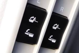 electric rear seat controls toyota land cruiser prado
