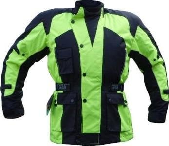 reflective motorbike jacket