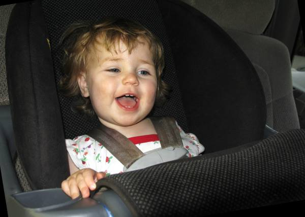 Car seat rules: child safety and booster seats