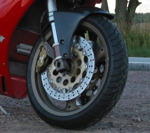 ducati 758 front wheel and faring