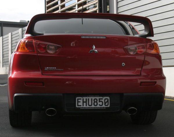Mitsubishi Lancer Evolution X r
