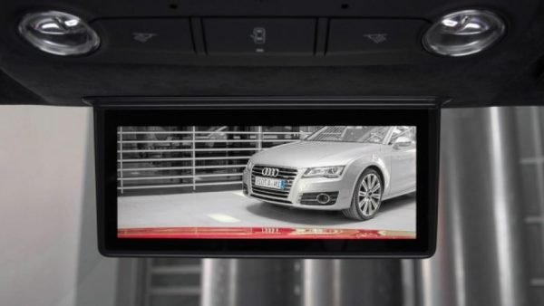 audi etron digital mirror