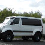 off-road minibus