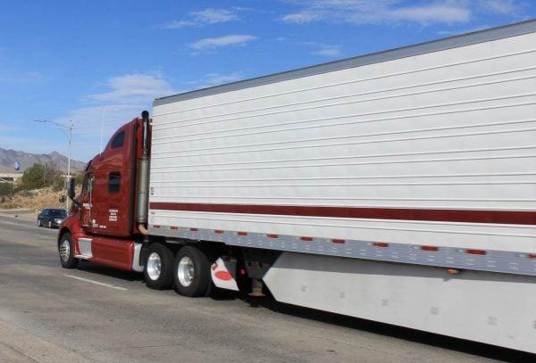 Aerodynamic Tractor Trailer : Truck aerodynamics how to save fuel